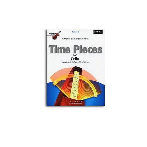 Time Pieces For Cello - Book 2