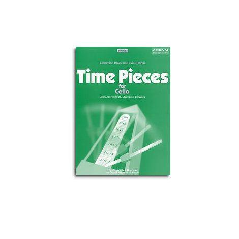 Time Pieces For Cello - Book 3