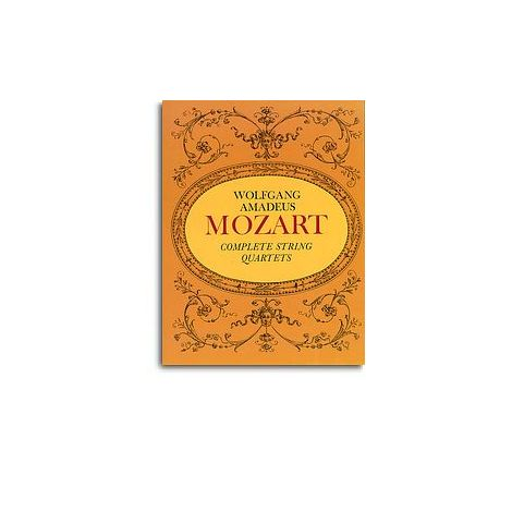 W.A. Mozart: Complete String Quartets