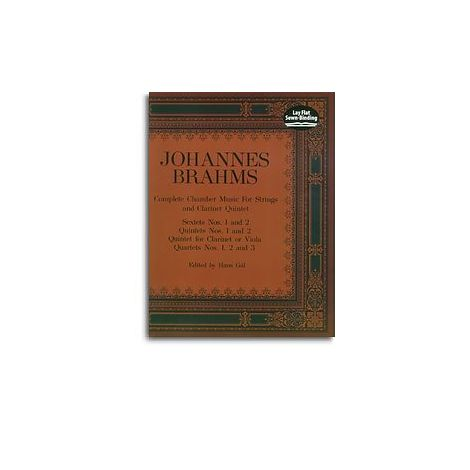 Brahms: Complete Chamber Music For Strings And Clarinet Quintet