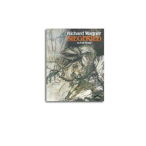 Richard Wagner: Siegfried (Full Score)