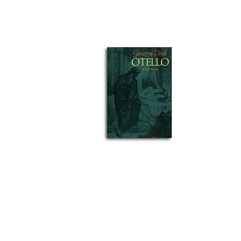 Giuseppe Verdi: Otello (Full Score)
