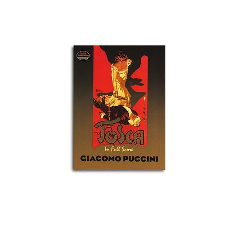 Giacomo Puccini: Tosca (Dover Full Score)