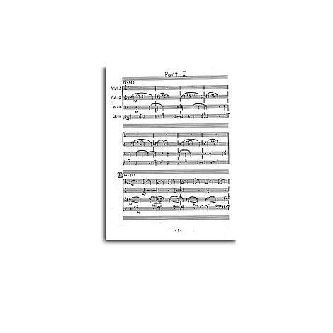 Philip Glass: String Quartet No.1
