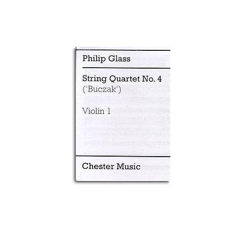 Philip Glass: String Quartet No.4 'Buczak' (Parts)