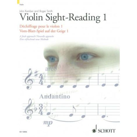 Violin Sight-Reading, Volume 1 - A fresh approach