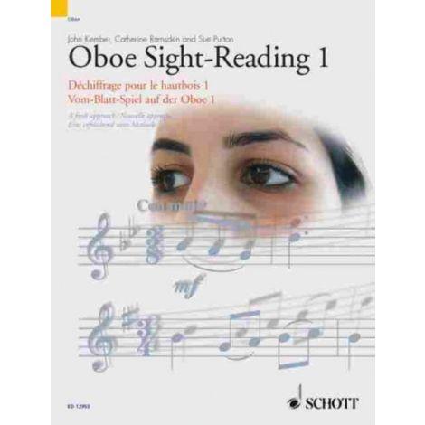 Oboe Sight-Reading 1 (Grades 1-5)