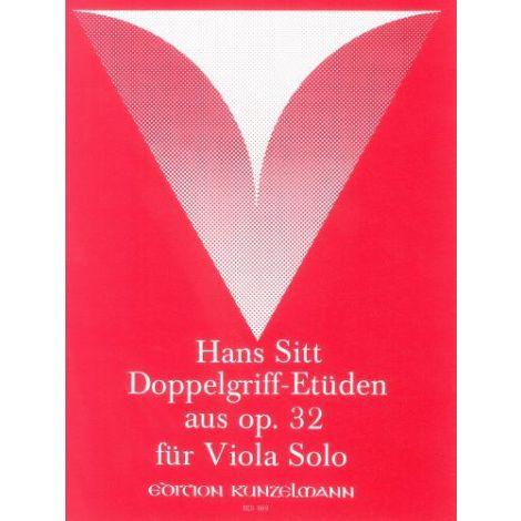 20 Etudes from Op.32 (Viola)