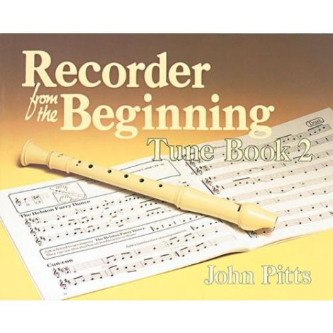 Recorder From The Beginning (Classic Edition): Pupil's Tune Book 2