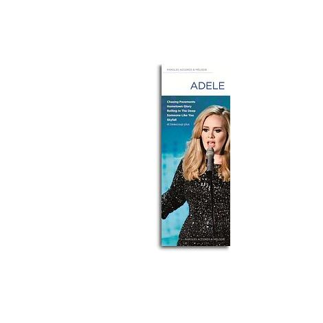 Adele: Paroles, Accords & Melodies (Lyrics, Chords And Melody)