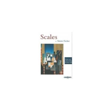 Fischer: Scales for the Violin (Edition Peters)