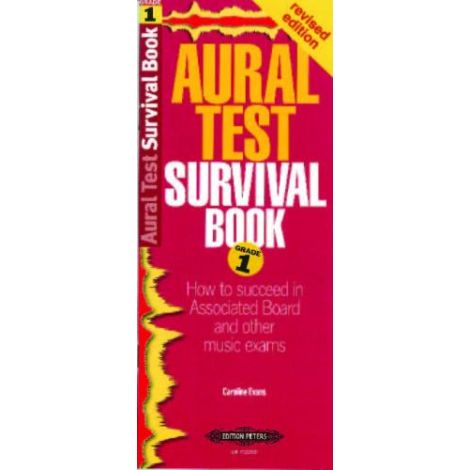 Evans: Aural Test Survival Book (Grade 1) Revised