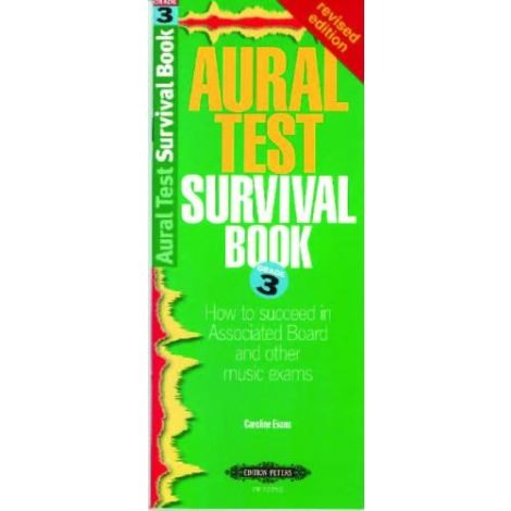 Evans: Aural Test Survival Book (Grade 3) Revised