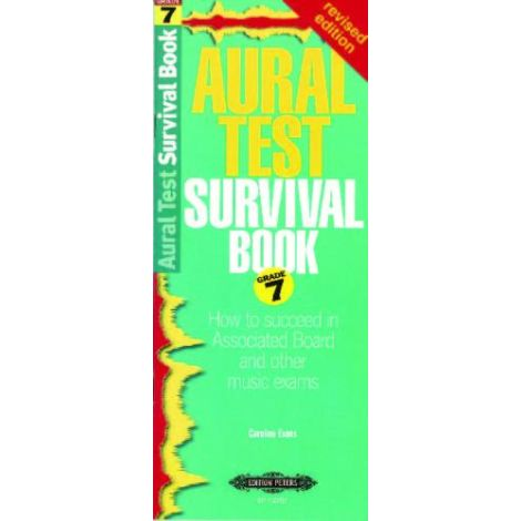 Evans: Aural Test Survival Book (Grade 7) Revised