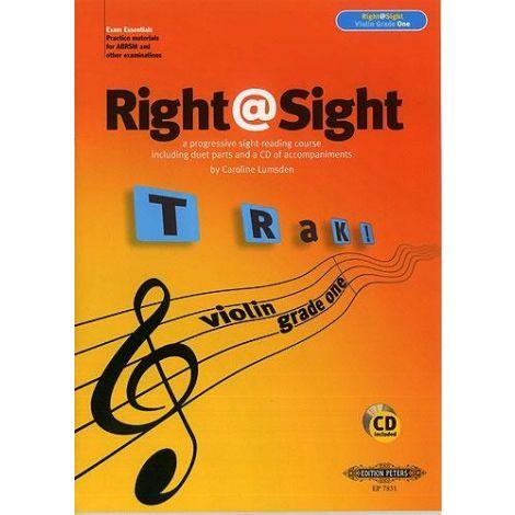 Right@Sight - Violin Grade 1 (Right at Sight)