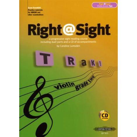 Right@Sight - Violin Grade 2 (Right at Sight)