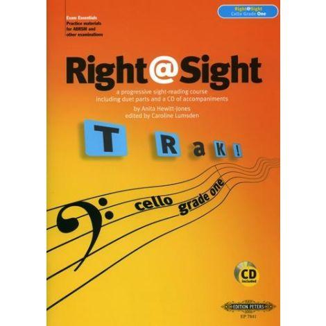 Right@Sight - Cello Grade 1 (Right at Sight)