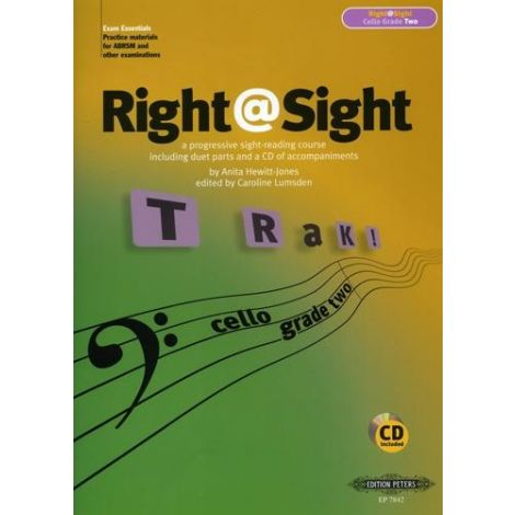 Right@Sight - Cello Grade 2 (Right at Sight)