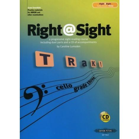 Right@Sight - Cello Grade 3 (Right at Sight)