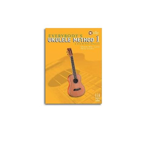 Everybody's Ukulele Method - Book 1