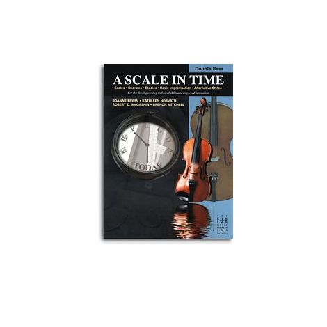 A Scale In Time - Double Bass