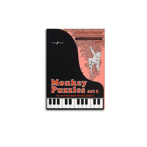 Me And My Piano: Monkey Puzzle Theory Papers Set 1