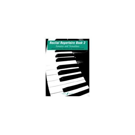 Recital Repertoire Book 2 (Piano Solo), Waterman &