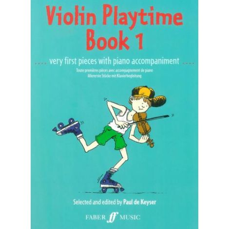 Violin Playtime Book 1 (Violin and Piano)
