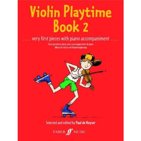 Violin Playtime Book 2 (Violin and Piano)