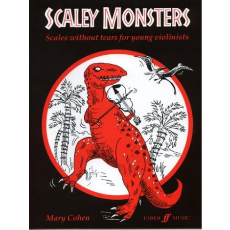 Scaley Monsters (solo violin) - Cohen, Mary
