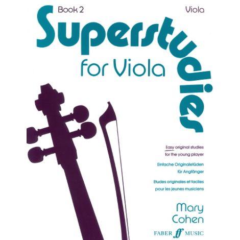 Cohen: Superstudies. Book 2 (Viola)