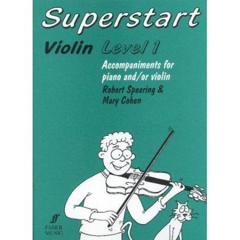 Cohen: Superstart. Book 1 (piano accompaniment)