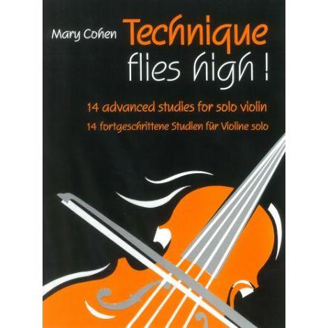 Cohen: Technique flies high! (Violin Studies)
