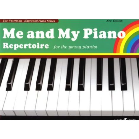 Me and My Piano Repertoire (New Edition), Waterman