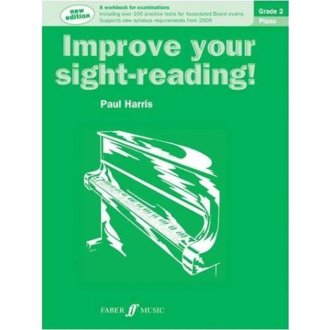 Improve your Sight-Reading! Piano Grade 2 (2009 Ed