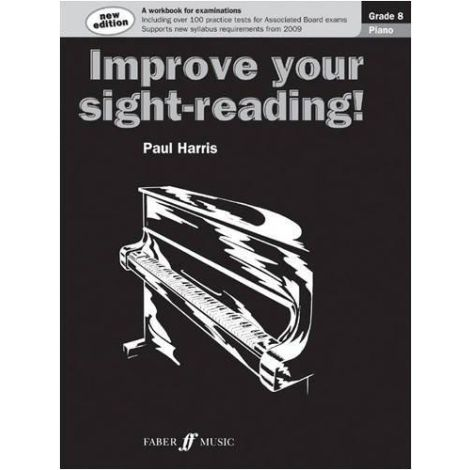 Improve your Sight-Reading! Piano Grade 8 (2009 Ed
