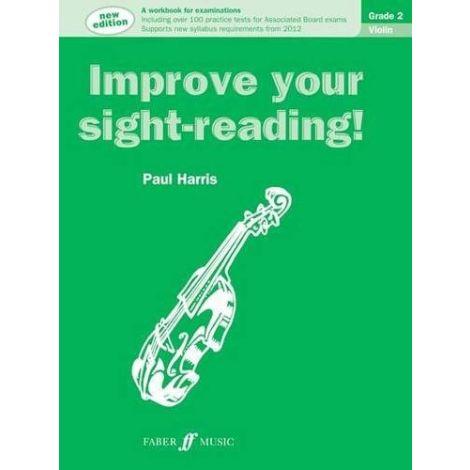 Improve your sight-reading! Violin Grade 2 (New edition)