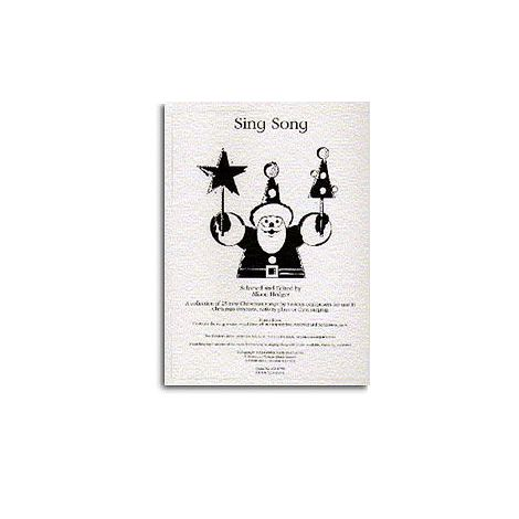 Alison Hedger: Sing Song (Pupil's Book)