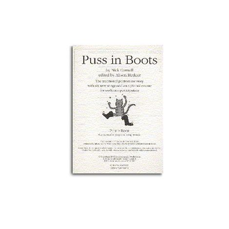 Nick Cornall: Puss In Boots (Pupil's Book)