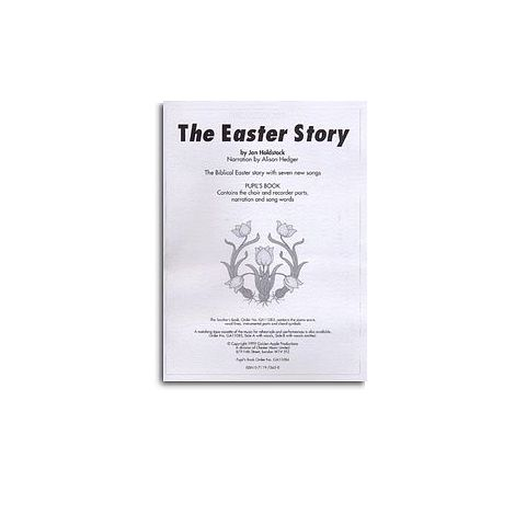Jan Holdstock: The Easter Story (Pupil's Book)