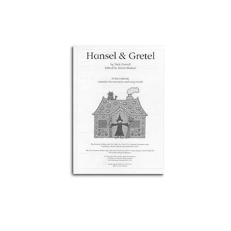 Nick Cornall: Hansel And Gretel (Pupil's Book)