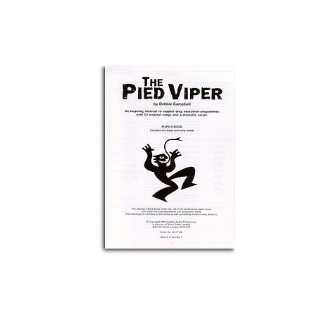 Debbie Campbell: The Pied Viper (Pupil's Book)