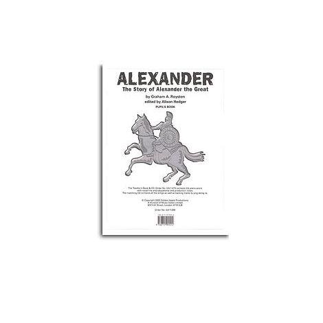 Graham Royston: Alexander (Pupil's Book)