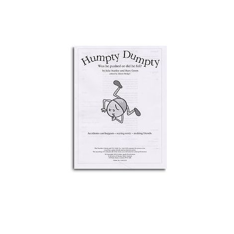 Julie Stanley/Marie Green: Humpty Dumpty (Pupil's Book)