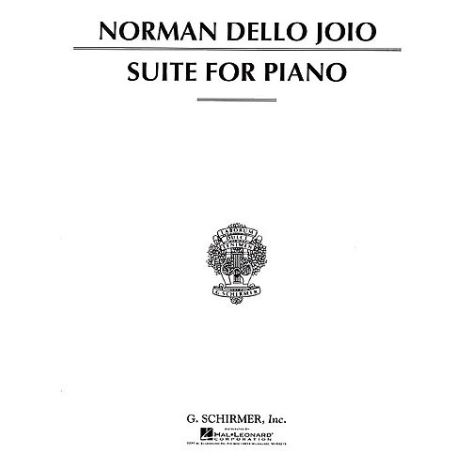 Norman Dello Joio: Suite For Piano