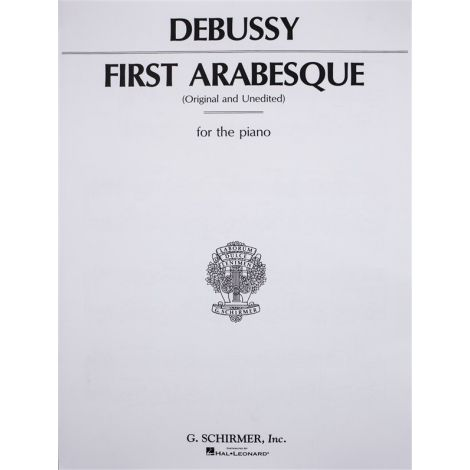 Claude Debussy: Arabesque No.1