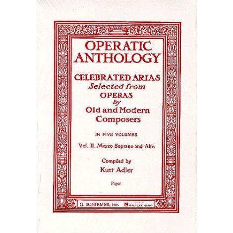 Operatic Anthology Volume II: Mezzo-Soprano And Alto