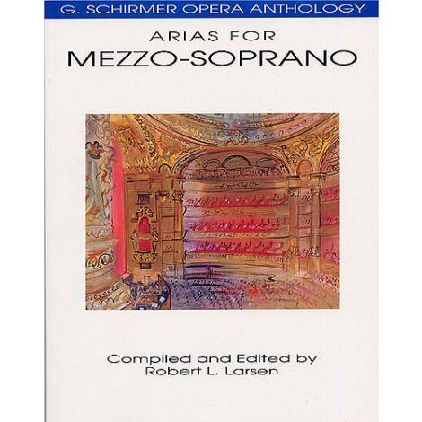 G. Schirmer Opera Anthology - Arias For Mezzo-Soprano