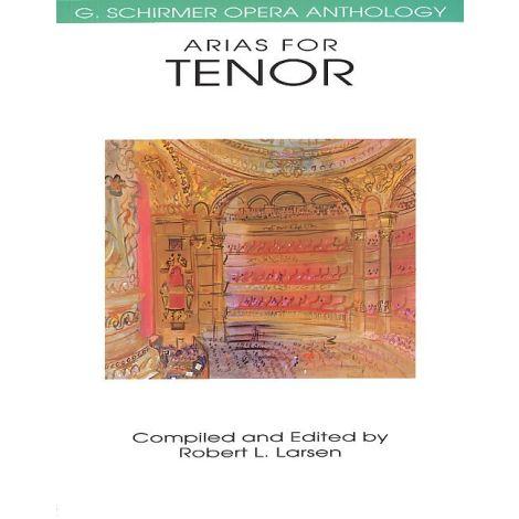 G. Schirmer Opera Anothology - Arias For Tenor