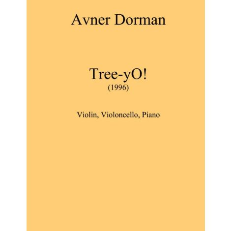 Avner Dorman: Tree-yO!